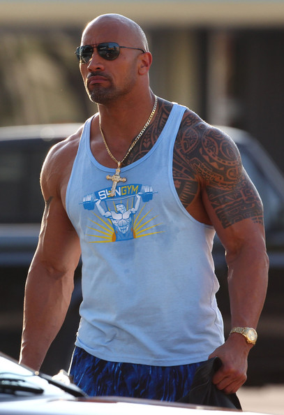 Meaning behind The Rock's tattoo SportsKeeda