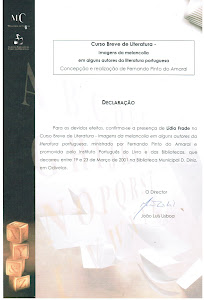 CURSO BREVE DE LITERATURA