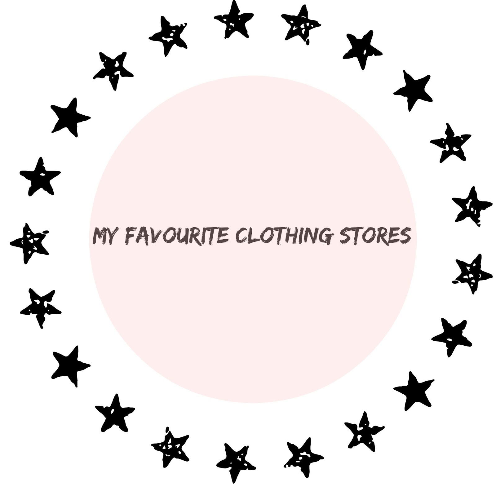 Favourite clothing stores