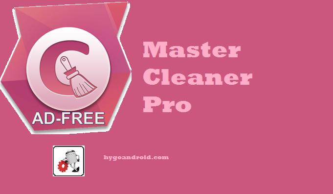 Master Cleaner Pro v4.0.1 APK