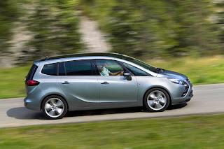 Mehr Power für den Opel Zafira