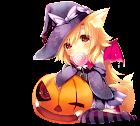 Ten un dulce Halloween.