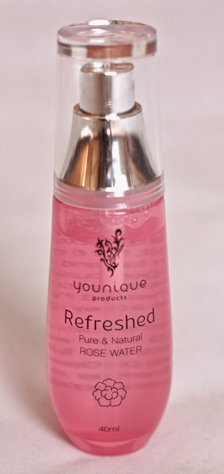 Younique Refreshed Pure & Natural Rose Water