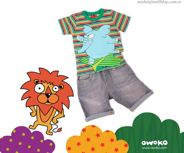 owoko ropa niños verano 2014