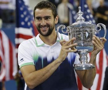Marin Cilic campeão US Open 2014
