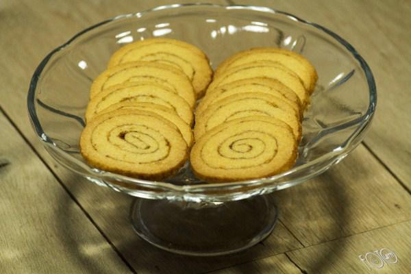 Kaneel-sinaasappel koekjes