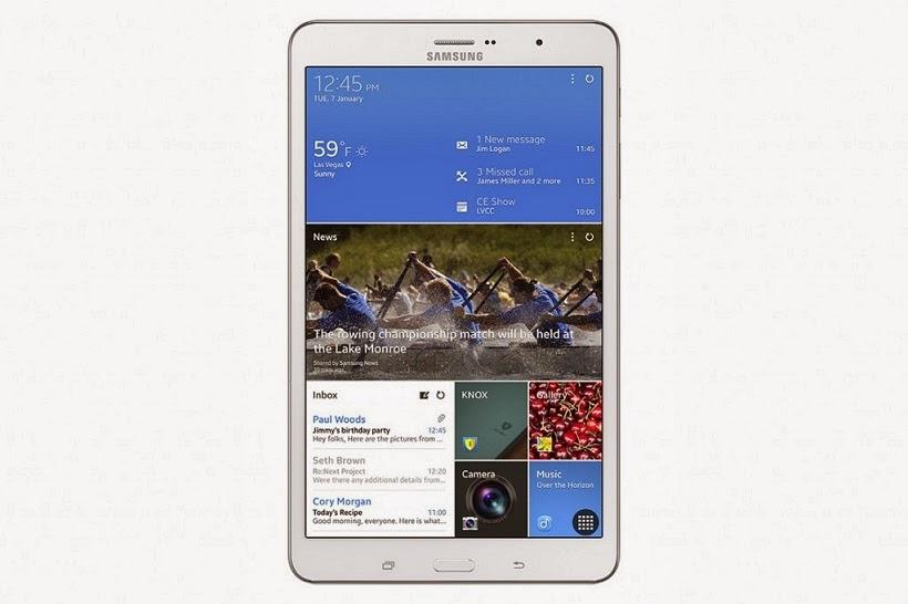 Samsung Galaxy Tab Pro 8.4 announced
