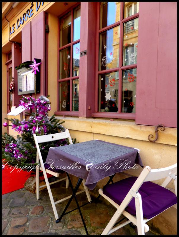Le Carré d'Alice Versailles Christmas