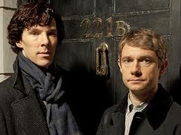 Sherlock Holmes And John Watson Riddle