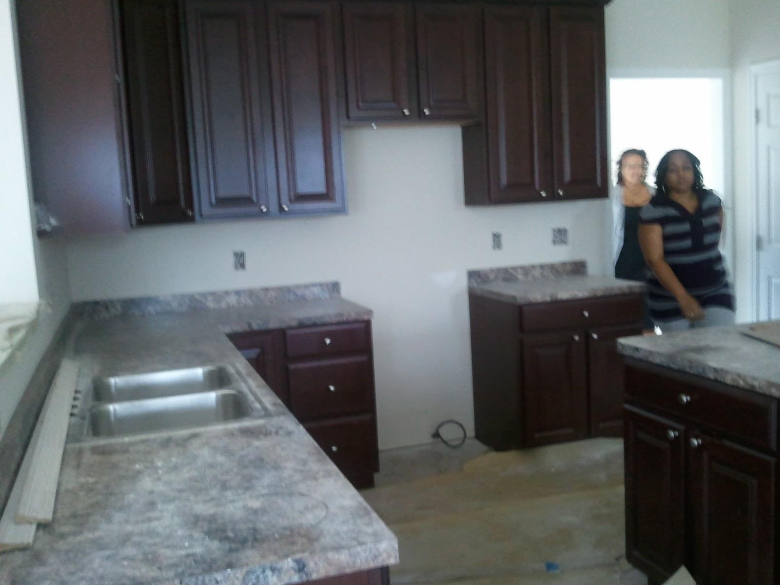 Ryan Homes Kitchen Cabinets