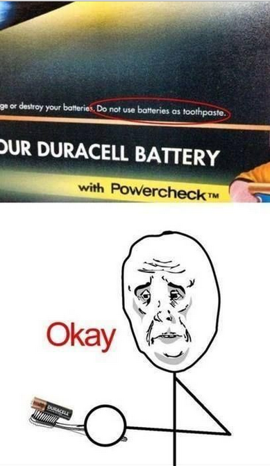 Duracell Batteries Trolled
