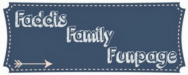 Faddis Family Funpage