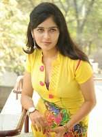 Madhumitha in Yellow at Cut Chesthe Press meet-cover-photo