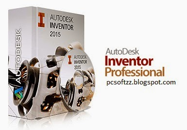 Download Autodesk Inventor Professional 2015 + 2014 x86/x64 [Full Version Direct Link]