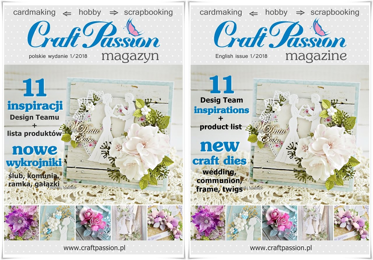Magazyn Craft Passion - pierwsze wyanie