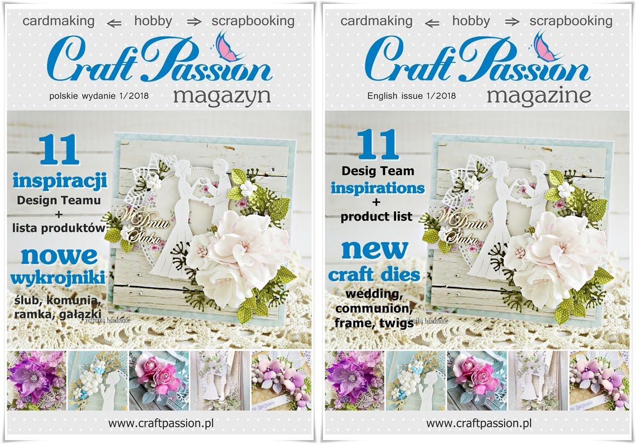 Magazyn Craft Passion - pierwsze wyanie