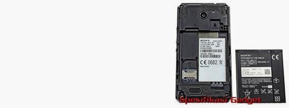 Baterai - Sony Xperia E1