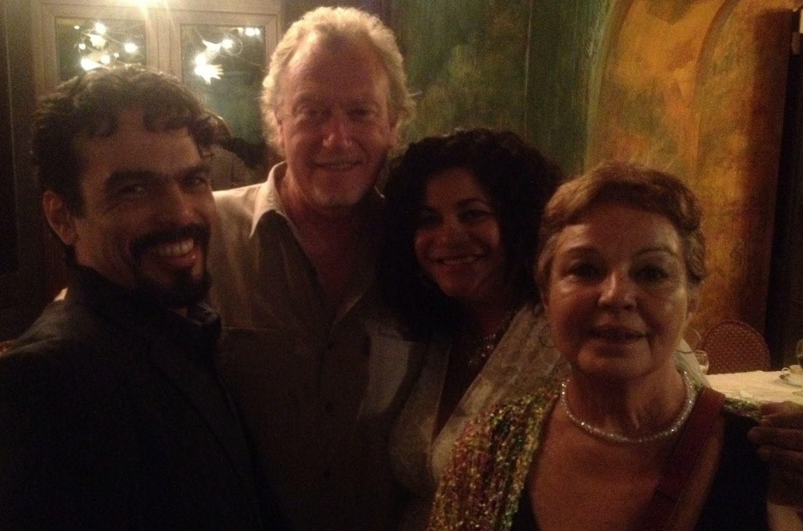 En Blanco y Negro con Sandra: El corresponsal Jon Lee Anderson
