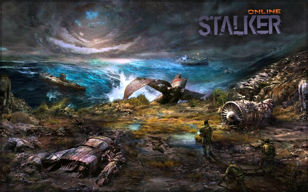 STALKER HD & Widescreen Wallpaper 0.79916379003595