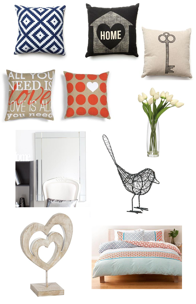 thinking about april: wishlist: kmart home decor