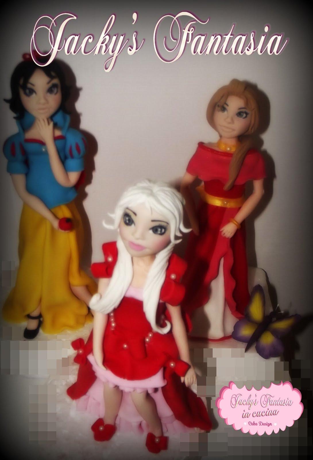Bambole di zucchero!