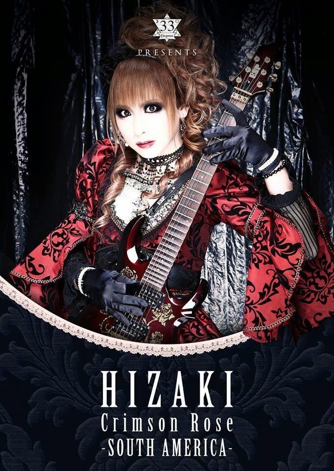 ۞† Hizaki South America TOUR †۞