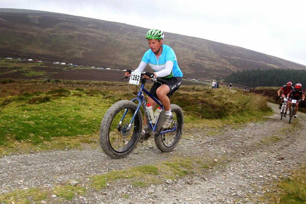 Isle of Man Bike Track