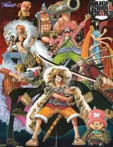 Vua Hải Tặc - Hải Tặc Mủ Rơm - Đảo Hải Tặc - One Piece