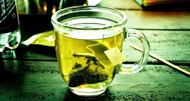 13 Razões para beber chá verde
