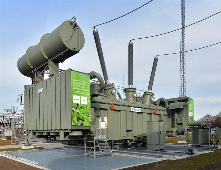 World U0026 39 S Largest Transformer  300 Mva
