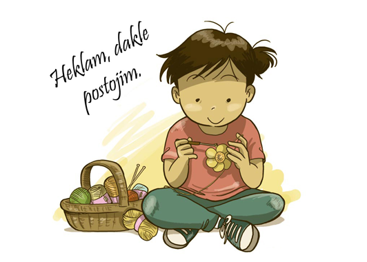Heklam, dakle postojim.