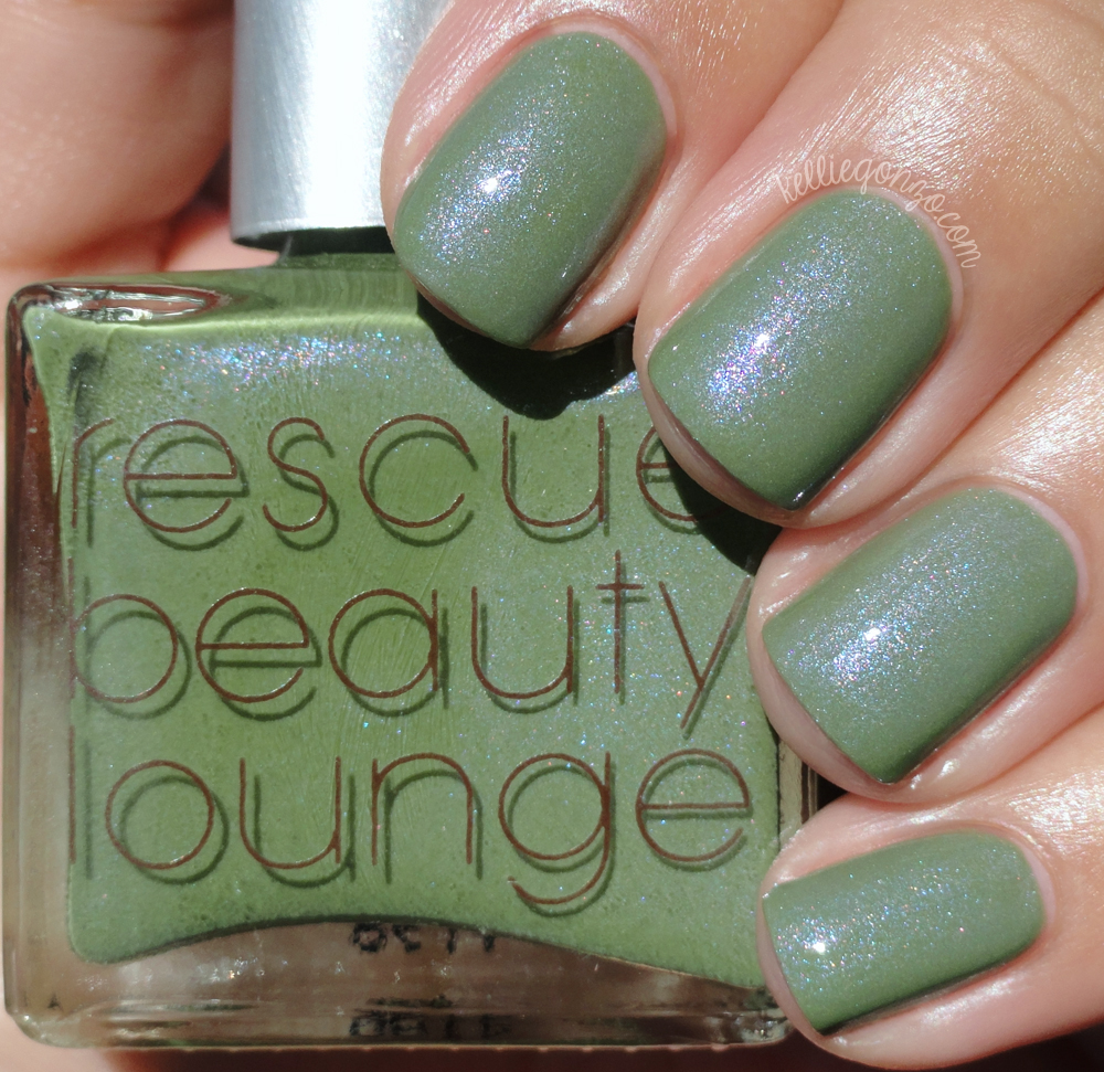Rescue Beauty Lounge - Oliveto // kelliegonzo.com