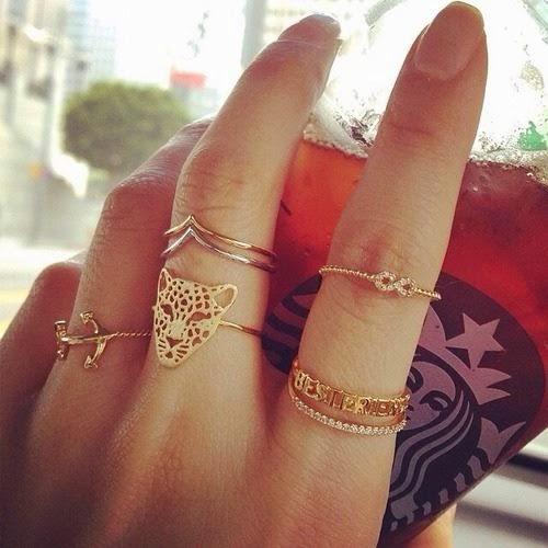 Cute Rings Designs