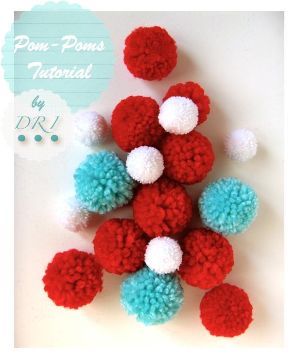 Crafts Made with Pom Poms