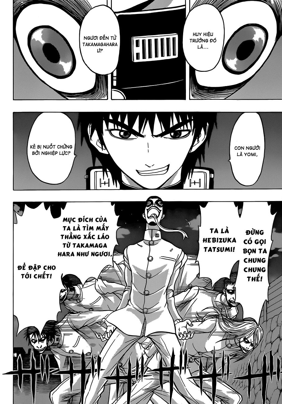 Takamagahara chap 17 Trang 3 - Mangak.info