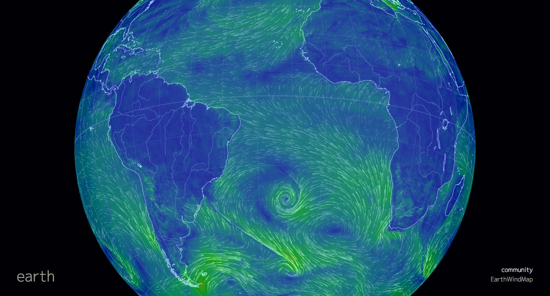 earth global wind