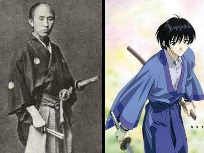 About Himura The Battousai: The Hitokiri Battousai Really ...
