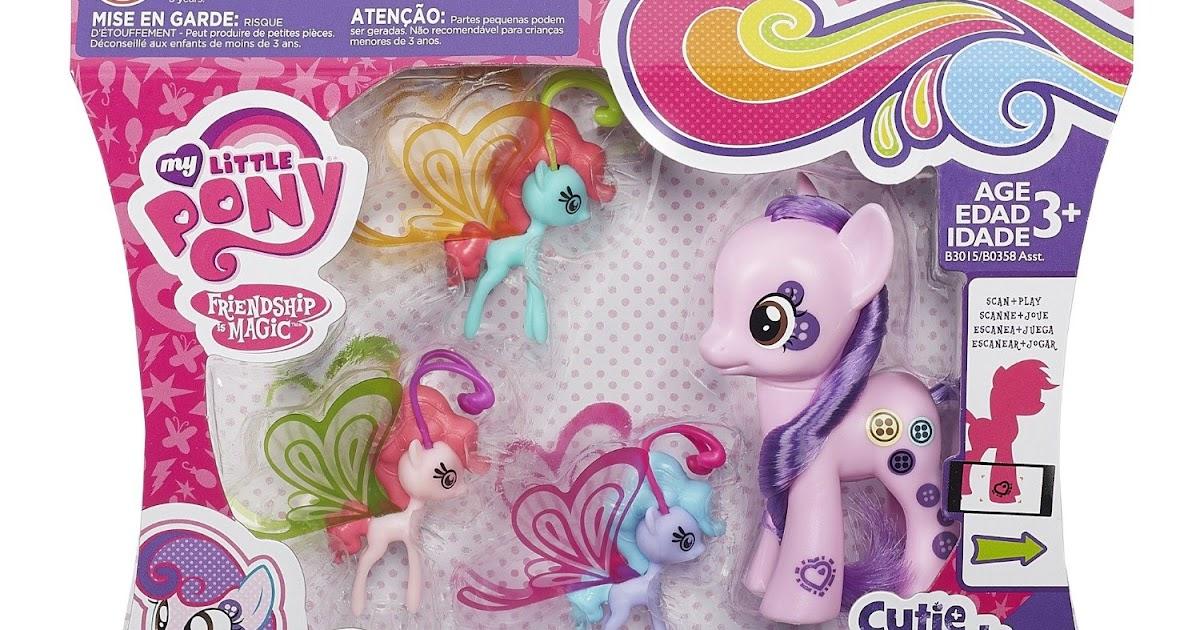 equestria daily mlp stuff cutie mark magic breezie