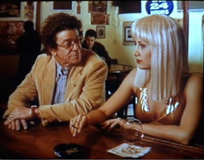 Lulu on the Bridge, Lou Reed and Mira Sorvino