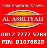 SUSU KAMBING ETAWA PLUS HERBAL AL ASHLIYAH