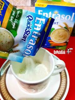 Entrasol QuickStart Vanilla Veggie