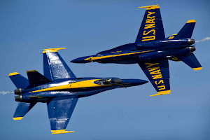 BLUE ANGELS CHOREOGRAPHY