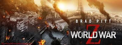 Photo de couverture facebook World War Z