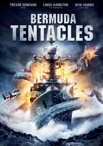 Bermuda Tentacles (2014) Hindi Dual Audio BluRay | 720p | 480p