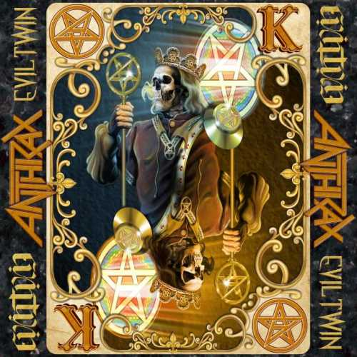 "ANTHRAX: Ακούστε το νέο τους κομμάτι ""Evil Twin"""