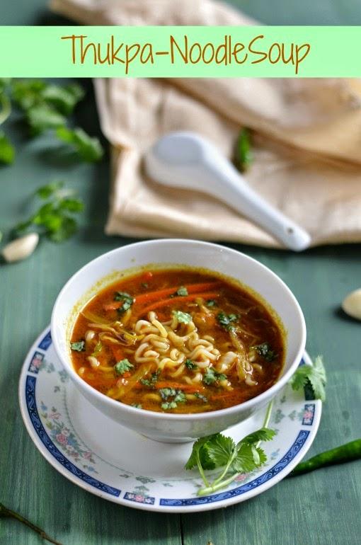 Thukpa noodle soup of arunachal pradesh nalini 39 skitchen for Arunachal pradesh cuisine