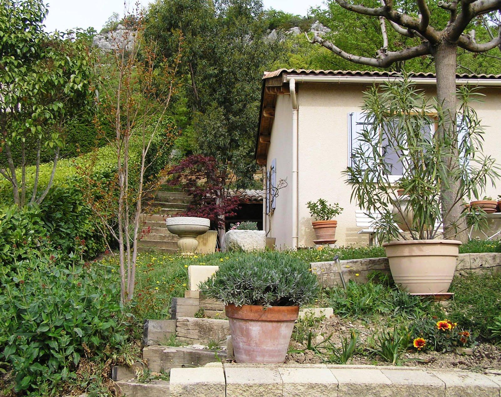 Achat maison peipin sisteron 04200 maison r alis e par for Jardin 04200