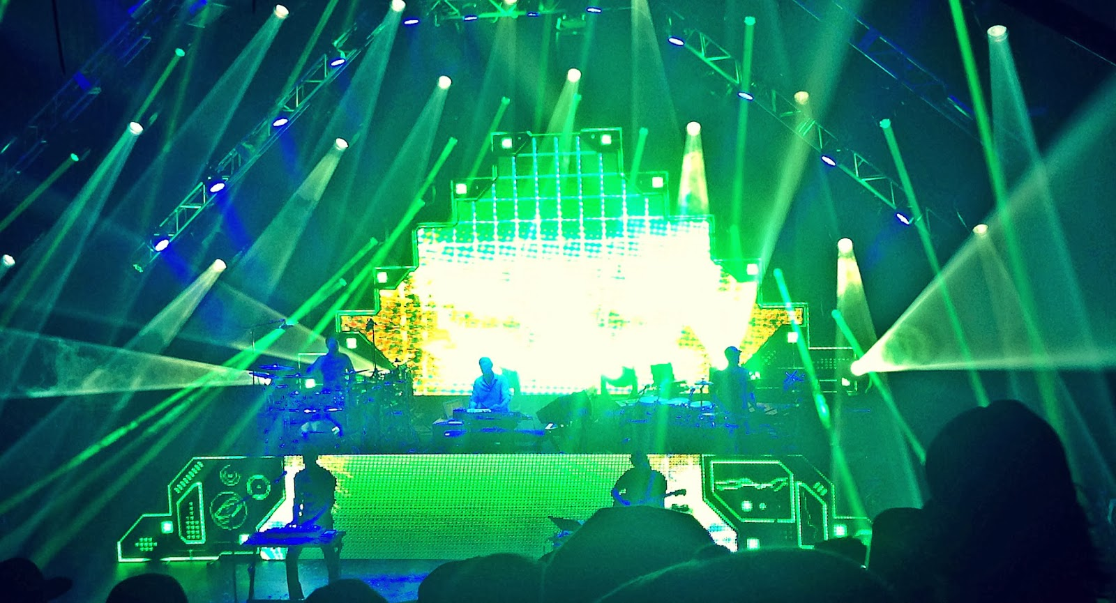 STS9 at The Tabernacle in Atlanta, Ga.