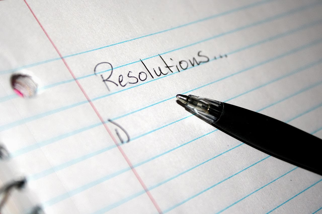 new years tax resolutions list