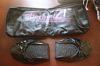 Afterheelz Foldable Ballerina Flats